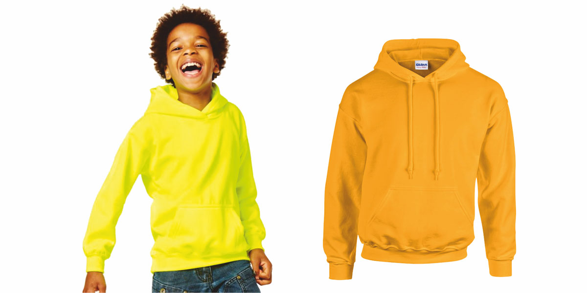 Check out the wide range of children's hoodies from DecalArts